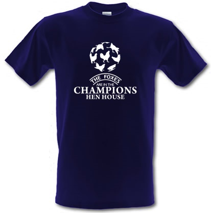 CHEAP Foxes in the Champion's Henhouse male t-shirt. 3566505447  Novelty T-Shirts