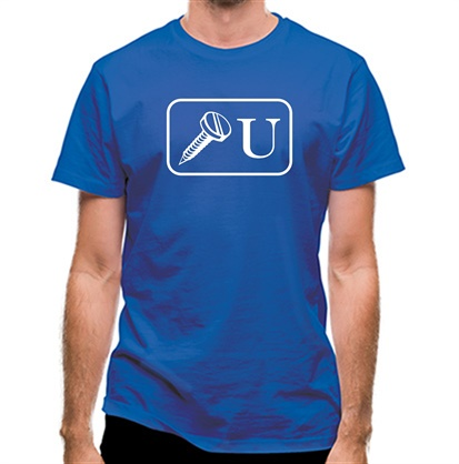 CHEAP Screw You classic fit. 25414497203  Novelty T-Shirts