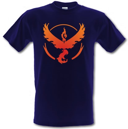 Team Valor male tshirt.