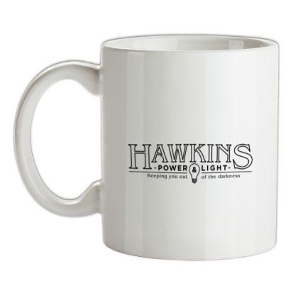 CHEAP Hawkins Power & Light mug. 24074190983  Novelty T-Shirts