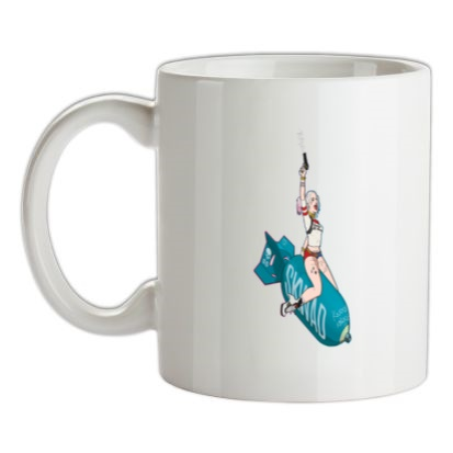 CHEAP Atomic Harley mug. 24074188555  Novelty T-Shirts