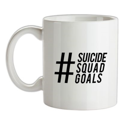 CHEAP Suicide Squad Goals mug. 24074194265  Novelty T-Shirts