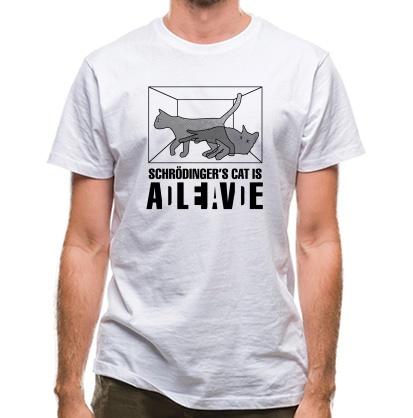 CHEAP Schrodinger's Cat Box classic fit. 25414497177  Novelty T-Shirts