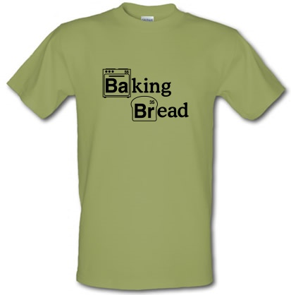 CHEAP Baking Bread male t-shirt. 3640861085  Novelty T-Shirts