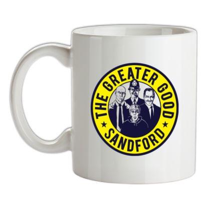 CHEAP Sandford Neighbourhood Watch mug. 24074193897  Novelty T-Shirts