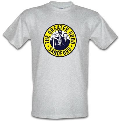 CHEAP Sandford Neighbourhood Watch male t-shirt. 3644984101  Novelty T-Shirts