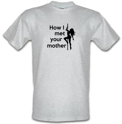CHEAP How I Met Your Mother male t-shirt. 3647048609  Novelty T-Shirts
