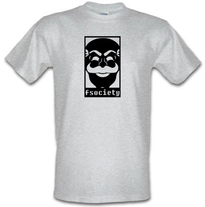 CHEAP fsociety male t-shirt. 3649547033  Novelty T-Shirts