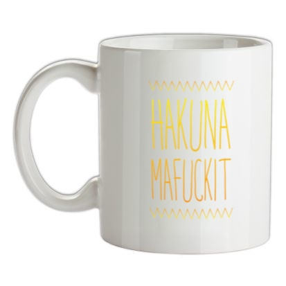 CHEAP Hakuna Mafuckit mug. 24074190893  Novelty T-Shirts