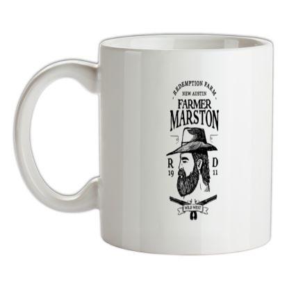 CHEAP Farmer Marston mug. 24074190321  Novelty T-Shirts