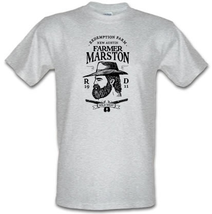 CHEAP Farmer Marston male t-shirt. 3689529021  Novelty T-Shirts