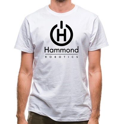 CHEAP Hammond Robotics classic fit. 25414493083  Novelty T-Shirts