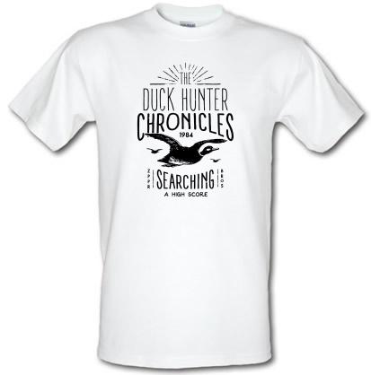 CHEAP Duck Hunt Vintage male t-shirt. 3697959229  Novelty T-Shirts