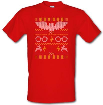 CHEAP Harry Christmas male t-shirt. 3718998553  Novelty T-Shirts
