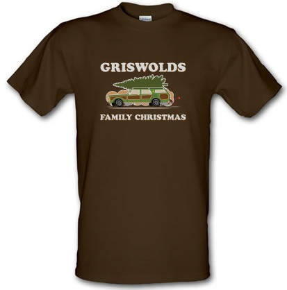 CHEAP Griswold's Family Xmas male t-shirt. 3720139235  Novelty T-Shirts