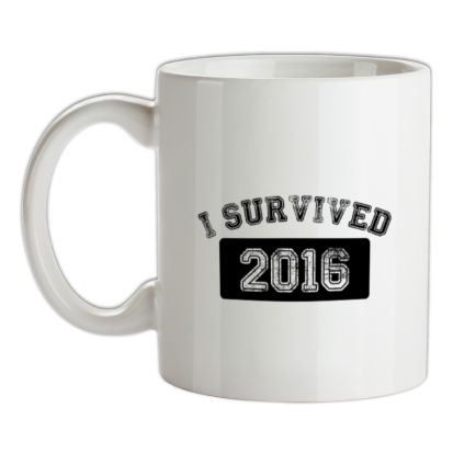 CHEAP I Survived 2016 mug. 24074192197  Novelty T-Shirts