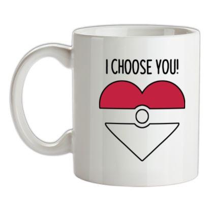 CHEAP I Choose You! mug. 24074191313  Novelty T-Shirts