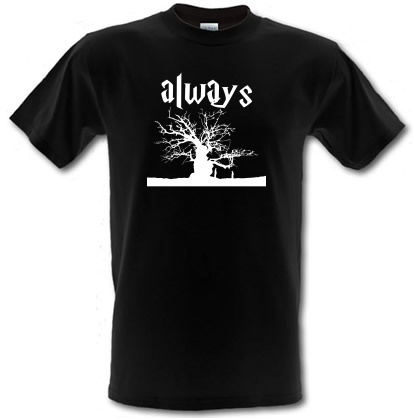 CHEAP Always Tree male t-shirt. 3792432261  Novelty T-Shirts