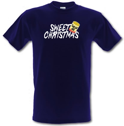 CHEAP Sweet Christmas male t-shirt. 21251685501  Novelty T-Shirts