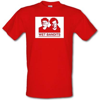 CHEAP Wet Bandit Wanted Poster male t-shirt. 21251685503  Novelty T-Shirts