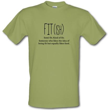 CHEAP FITish male t-shirt. 21277449927  Novelty T-Shirts