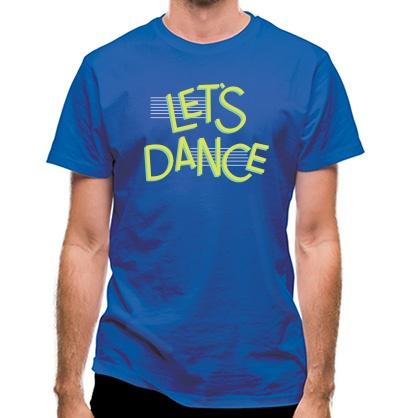 CHEAP Let's Dance classic fit. 25414495173  Novelty T-Shirts