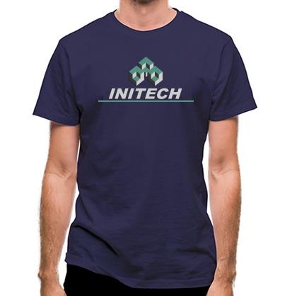 Initech classic fit.