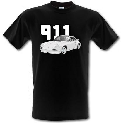 Nine Eleven AC male t-shirt.
