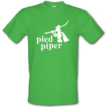 Pied Piper male t-shirt.