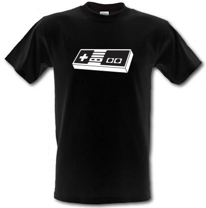 NES Controller male t-shirt.