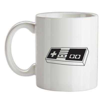 NES Controller mug.