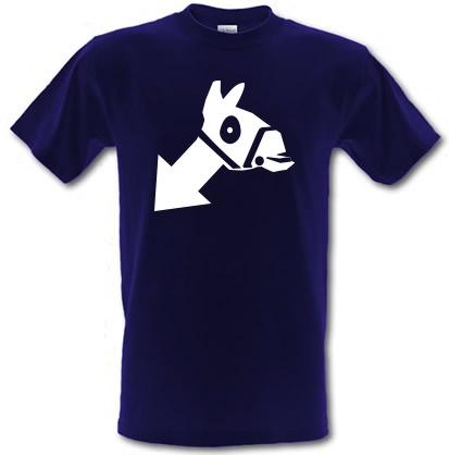 Supply Llama male t-shirt.