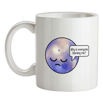 Blame Mercury mug.