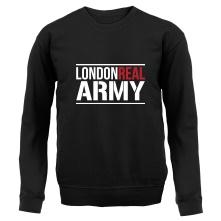 London Real sweatshirt
