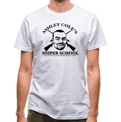 Ashley Coles Sniper School classic fit.