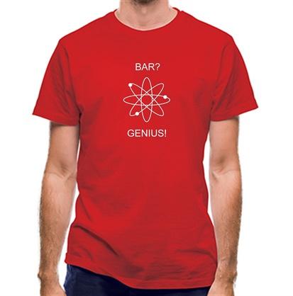 Bar? Genius classic fit.