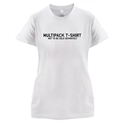 Womens White V Neck T Shirt