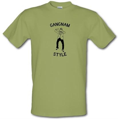 Gangnam Style male t-shirt.