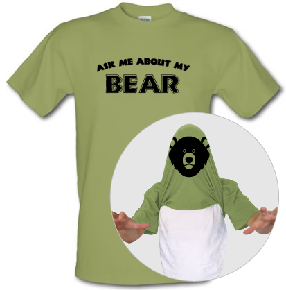 Bear shirt suck t