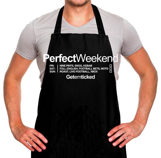Get Them Ticked Apron