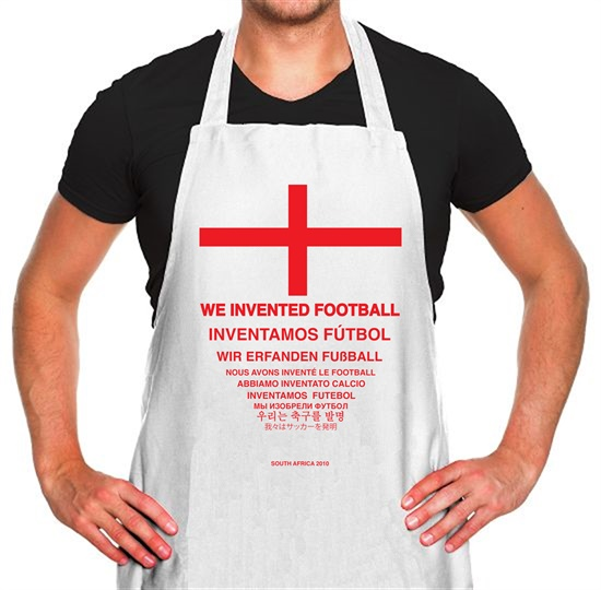 We Invented Football Apron
