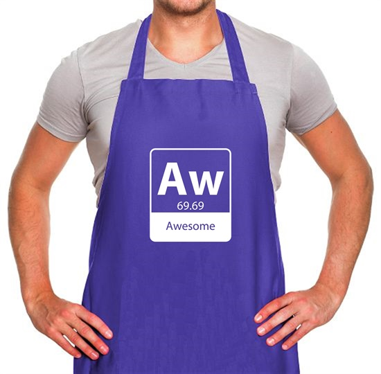 Awesome Element Apron