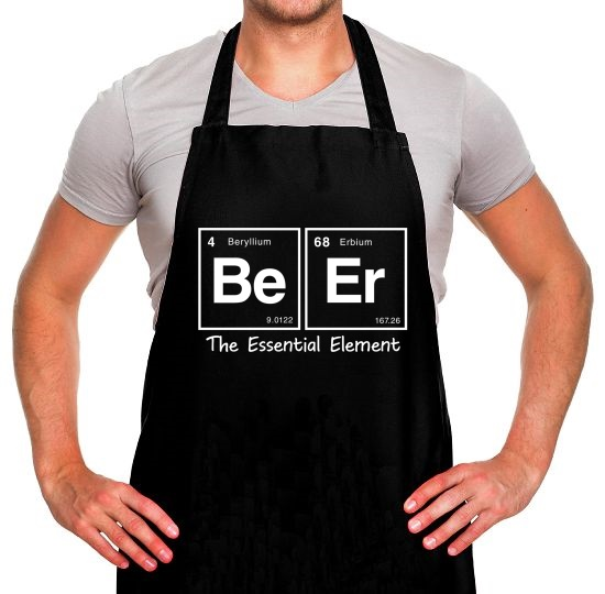 Elements of Beer Apron