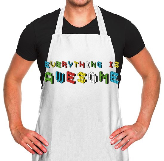 Everything is Awesome Apron