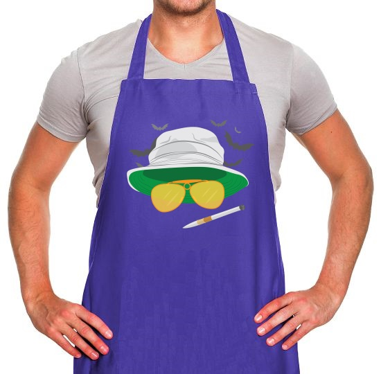 Fear And Loathing Apron
