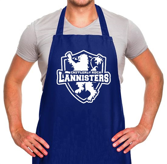 Game Of Thrones - Team Lannister Apron