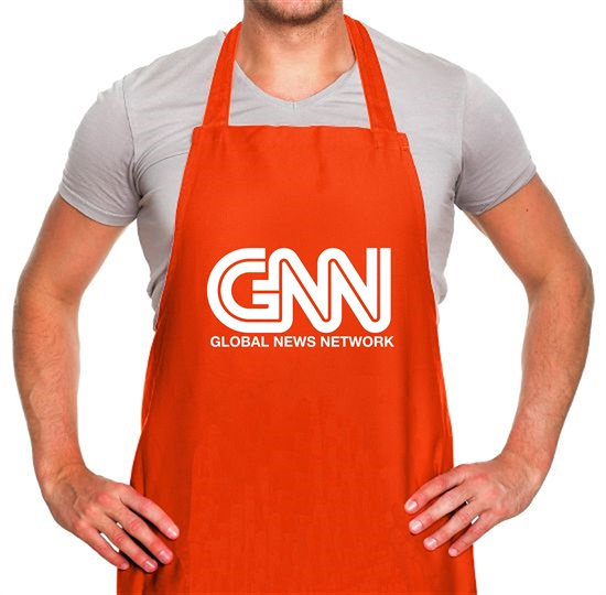 Global News Network - Anchorman 2 Apron