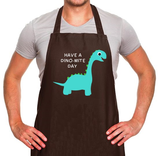 Have A Dino-Mite Day Apron