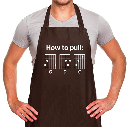 How To Pull Apron
