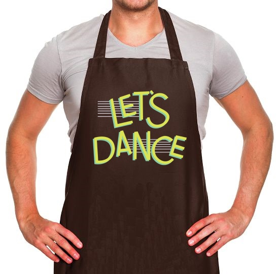 Let's Dance Apron